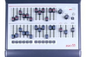Zero-88 Level 12 Plus Manual Desk