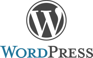 The WordPress logo as a PNG