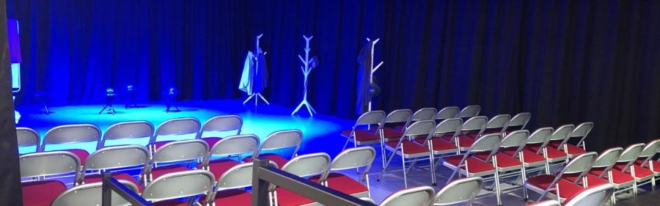 Coventrys Albany Theatre studio
