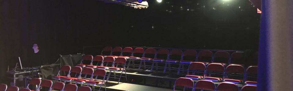 Coventry's Albany Theatre studio
